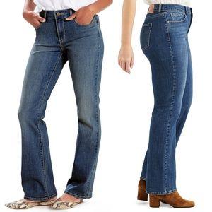 Levi's Classic Perfectly Slim Boot Cut 512 Jeans
